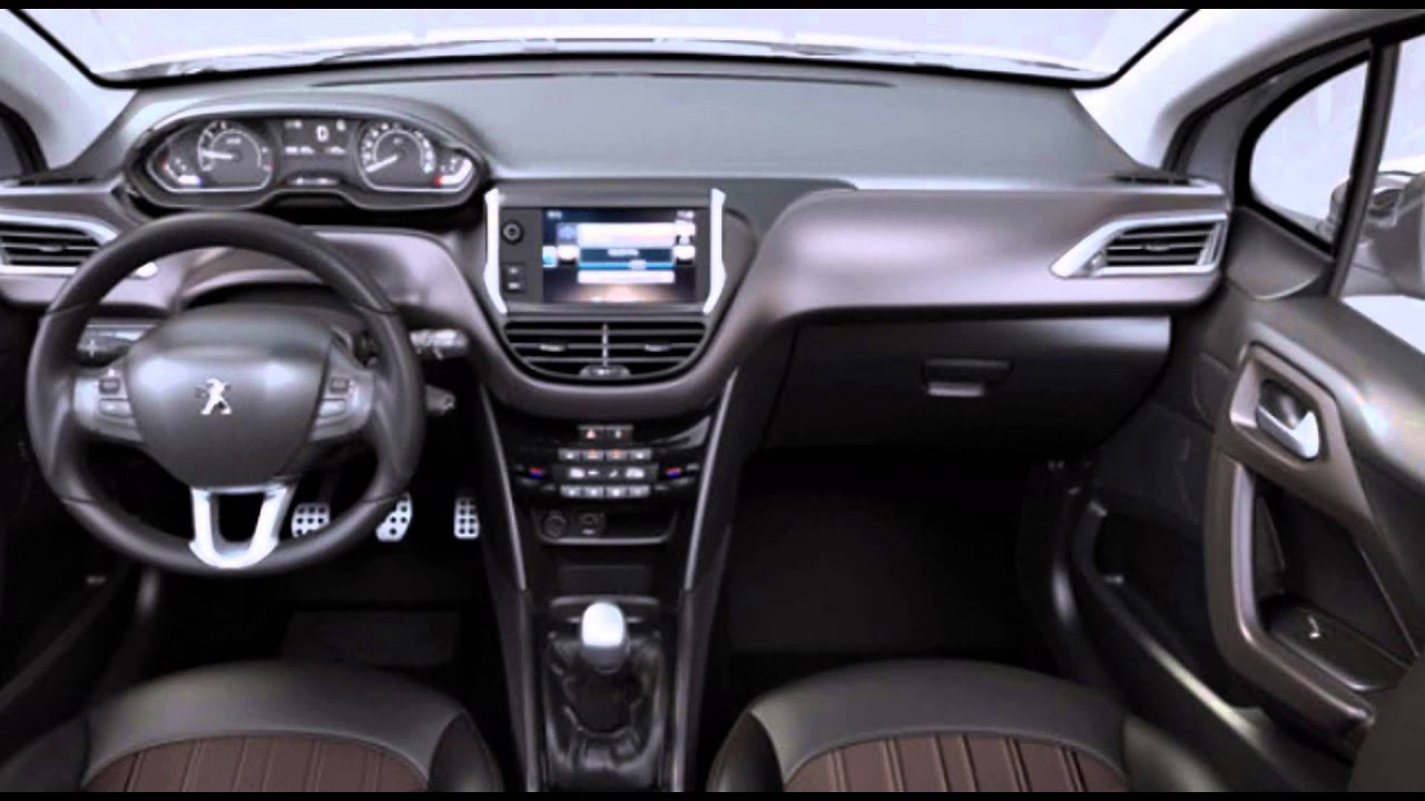 2016 peugeot 5008 interior youtube. Black Bedroom Furniture Sets. Home Design Ideas