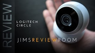 Logi Circle Home Connection Camera - REVIEW (compared to Nestcam)