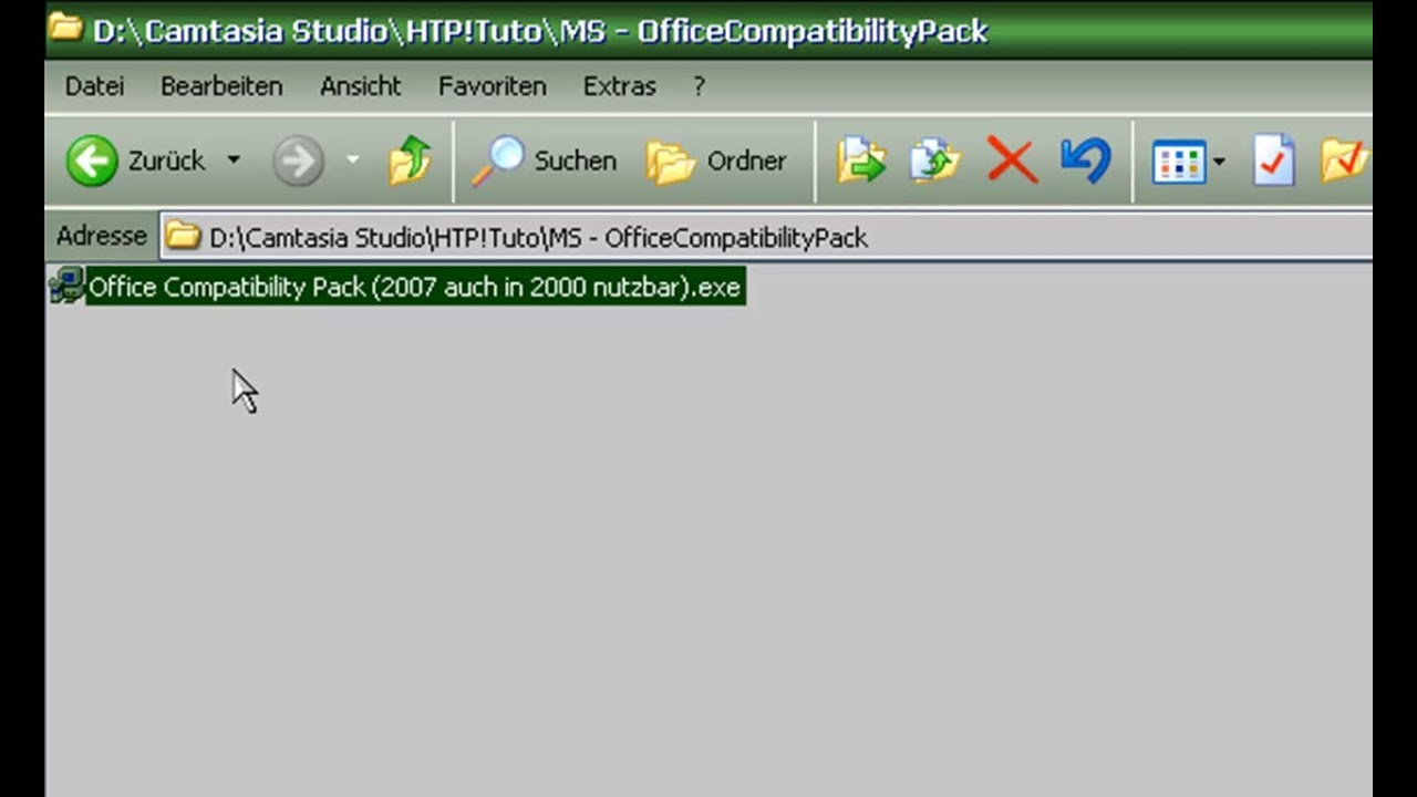 Office compatibility kompatibel pack 2007 unter 2000 - Office compatibility pack for office 2007 ...