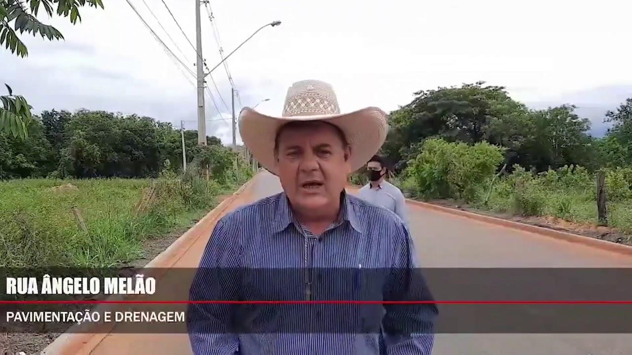Ruas e avenidas são asfaltadas e recapeadas em Três Lagoas