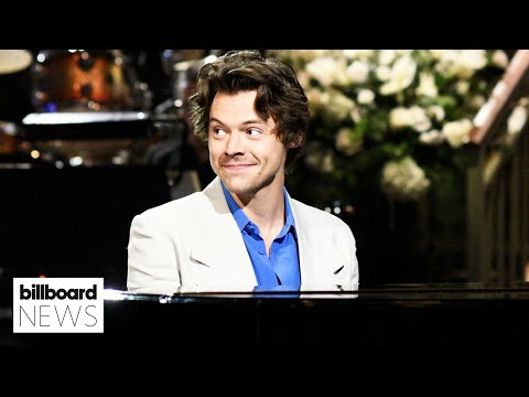 Here's When You Can See Harry Styles in Olivia Wilde's 'Don't Worry Darling' | Billboard News