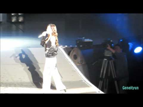 【Fancam�20 TaeYeon-11:11+Why@PERSONA in Taiwan