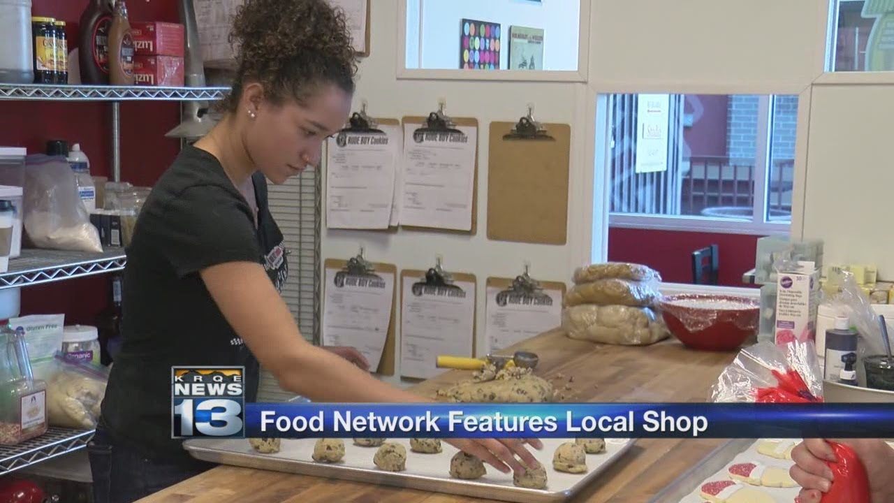 Local Shop Competes In Food Network S Christmas Cookie Challenge