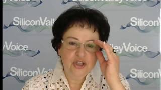 Прямой эфир - Светлана Портнова на канале SiliconValleyVoice
