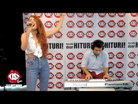 Elena Gheorghe - Listen live @ Kiss FM
