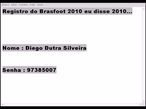 brasfoot registrado 2010