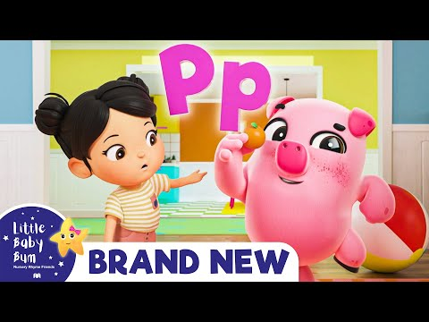 ABC Phonics Song | Nursery Rhyme & Kids Song - ABCs and 123s | Little Baby Bum