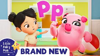 ABC Phonics Song | Brand New Nursery Rhymes & Kids Songs Learn ABC & 123 | Little Baby Bum