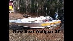 Aluminium Boat - Wellmar 37
