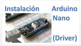 Arduino Nano, Como Instalar Driver (Controladores)