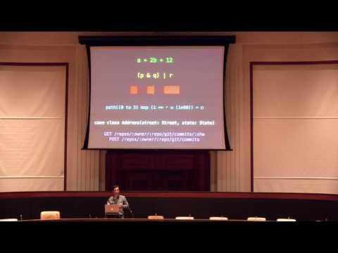 Adam Rosien -  Domain Algebras For A Busy Busy World