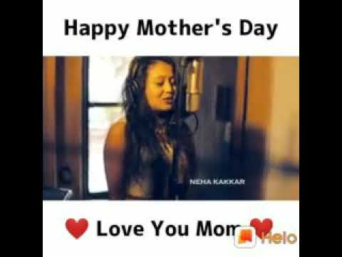 Happy mother day. Song. hindi
