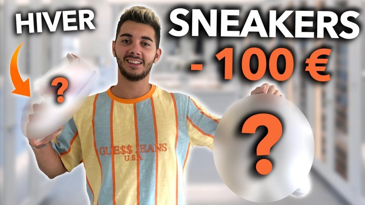 De À Moins Des L'hiver Youtube Sneakers Pour 100€Sostyle PZukXi
