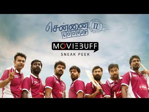 Chennai 28 - II Sneak Peek | Jai, Shiva,...