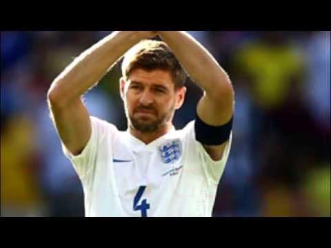 Steven Gerrard- England