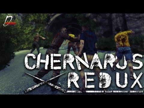 Мод выживания Desolation Redux для AMRA 3