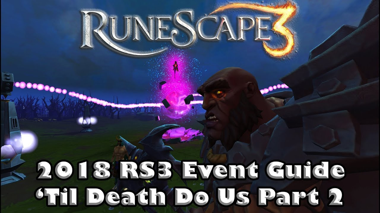 Halloween 2020 Deaths Rift Runescape Runescape 3 2018 Halloween Event   'Til Death Do Us Part 2   War