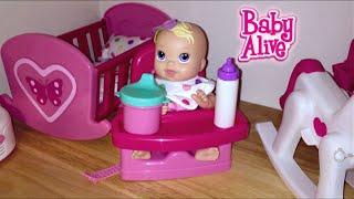 baby alive kicks n cuddles newborn doll accessories