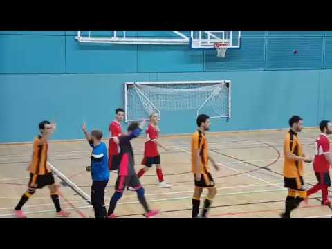 Cambridge United FC Futsal v Genesis Futsal Club