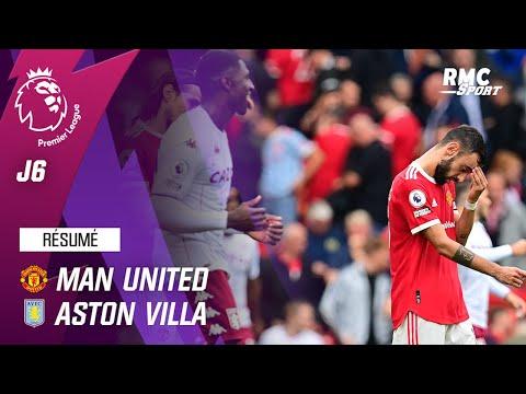 Résumé : Manchester United 0-1 Aston Villa – Premier League (J6)