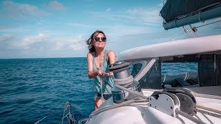 Magic Carpet Ride || Sailing, Diving & Drinking Taha'a French Polynesia