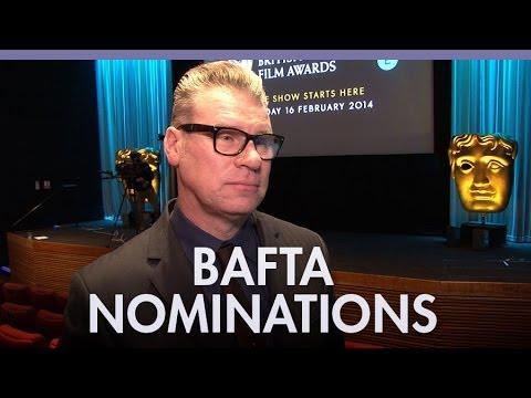 Mark Kermode tips '12 Years a Slave' for awards success