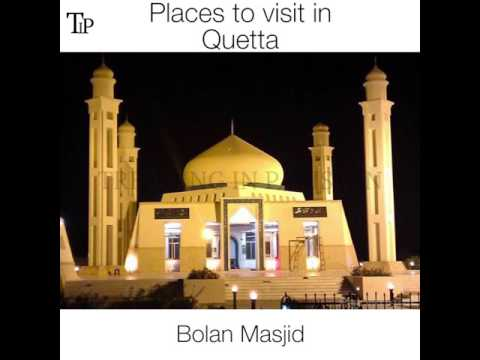Places to visit in Quetta
