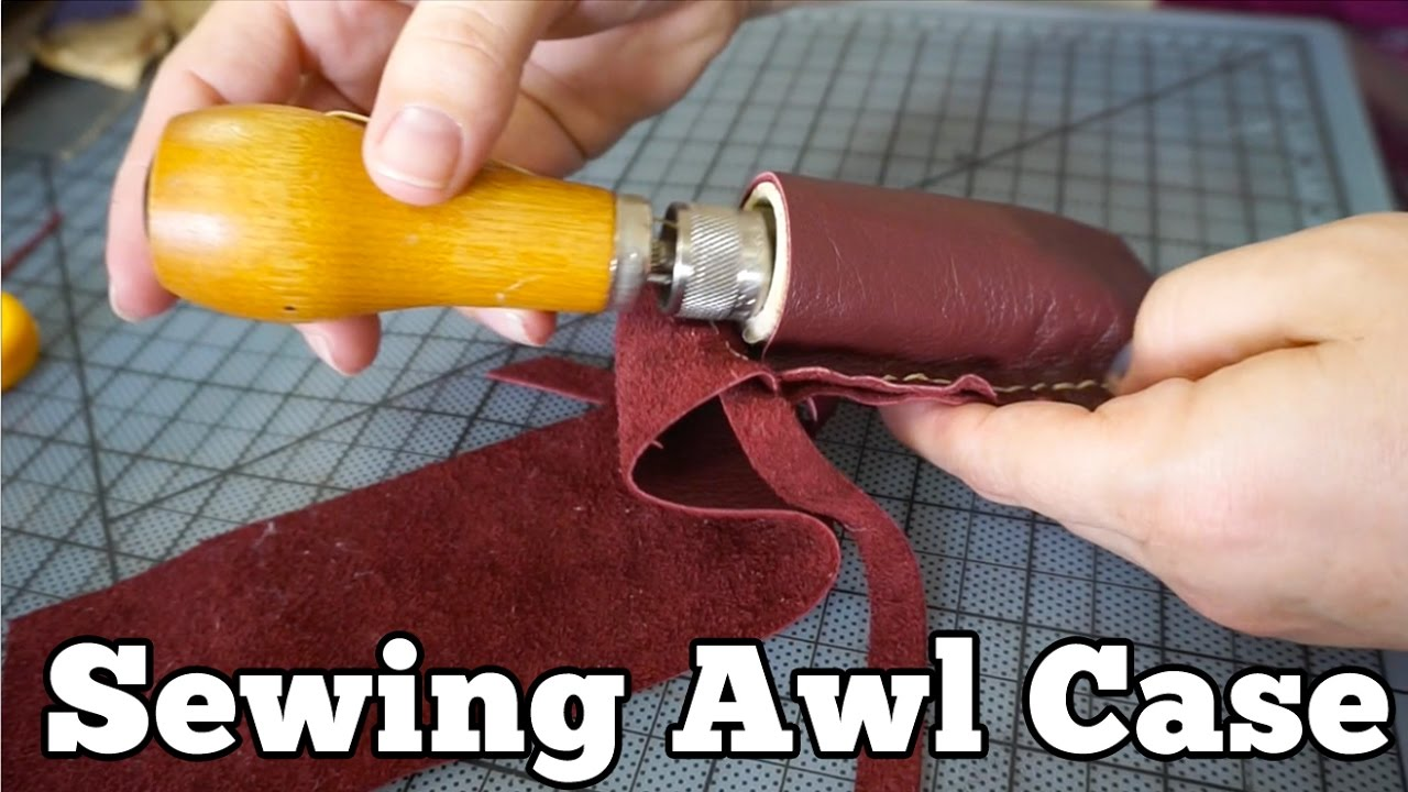 Sewing Awl Case | Barb Makes Things #67