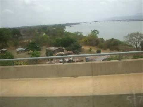NIGER BENUE RIVERS CONFLUENCE