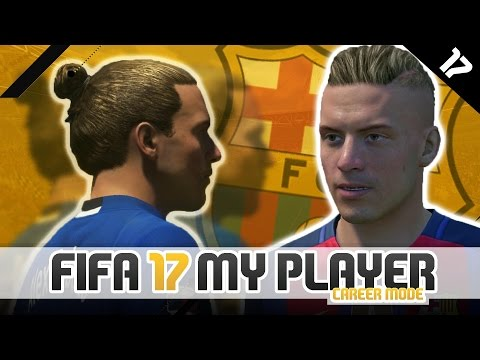 THE IBRA HAIRSTYLE! | FIFA 17 Career Mode Player W/Storylines | Episode #17 (The Spanish Legend)