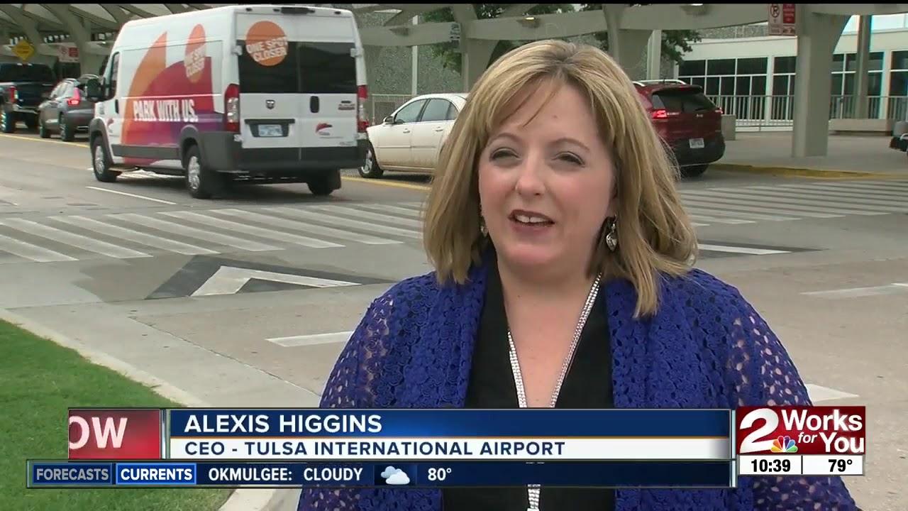 No waiting at curb rule goes into effect Sunday at Tulsa International  Airport