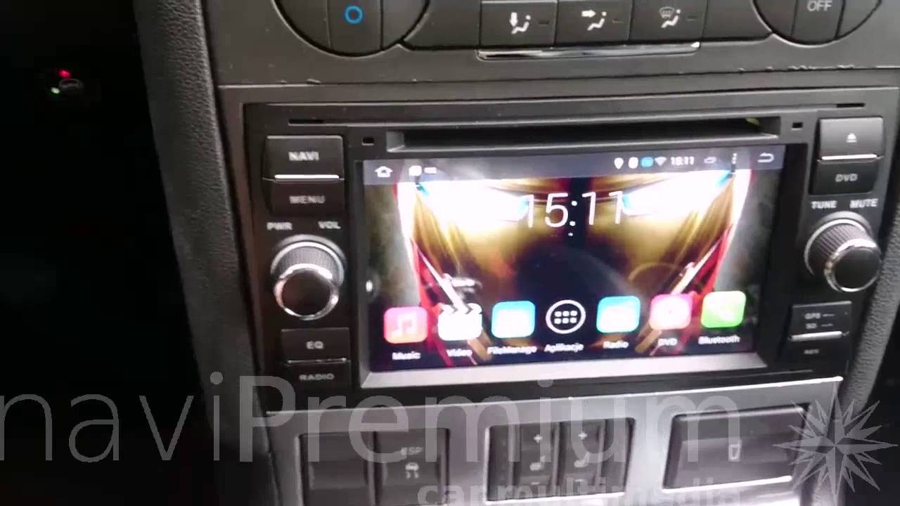 radio nawigacja gps ford transit kuga mondeo navipremium. Black Bedroom Furniture Sets. Home Design Ideas