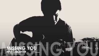 Missing You [Acoustic Green Day Cover]