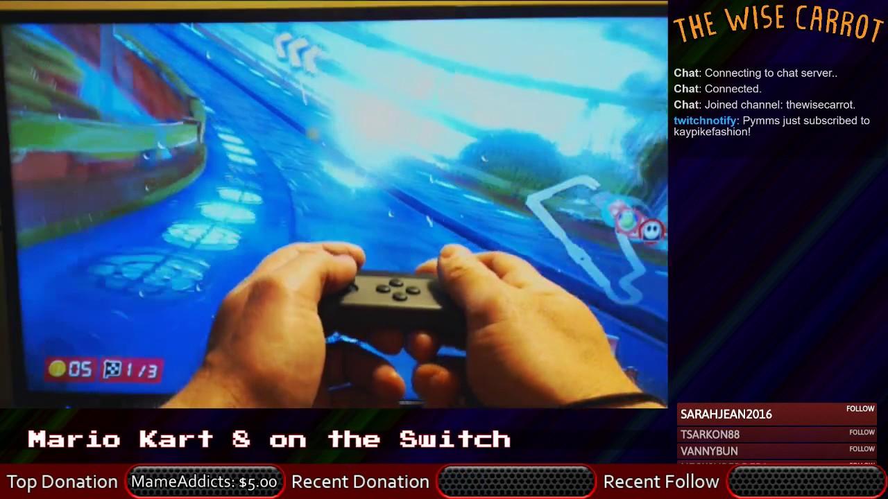 Mario Kart 8 Joy Con Controller Review