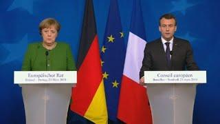 Commerce: si attaquée, l'UE réagira