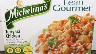 Michelina's Lean Gourmet Teriyaki Chicken Review