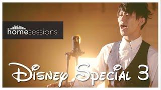『ENGLISH BELOW』 ディズニースペシャルシーズン3の第五話、グランドフ...