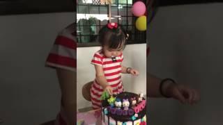Fei-Fei Birthday Bash!