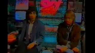 Mark Hollis interview 1986 TV Children Show Trés rare