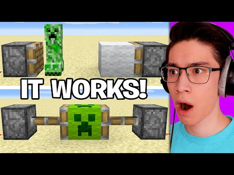 Testing Minecraft Block Facts That Feel Illegal