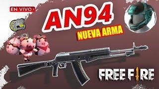 🔴 NUEVA ARMA AN94 💥 FREE FIRE 💥 MAS FILTRACIONES Y COSAS DE LA ACTUALIZACIÓN!!