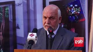 نقاشیهای نقاش نیمروزی در نگارستان ملی به نمایش گذاشته شد