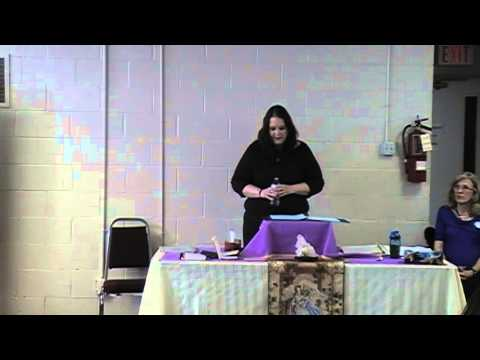 Jennifer Physical Mediumship (3-02-2014)