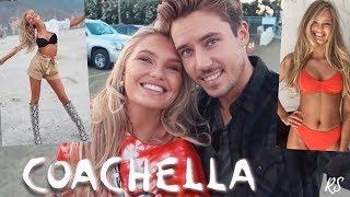 Coachella - Romee Strijd // VLOG 38