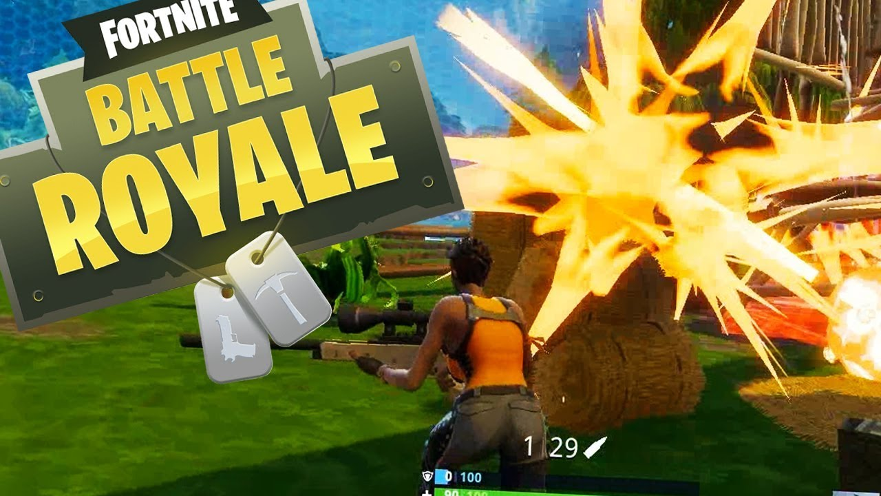 Primera Partida Epica L Fortnite Battle Royal L Nezevil