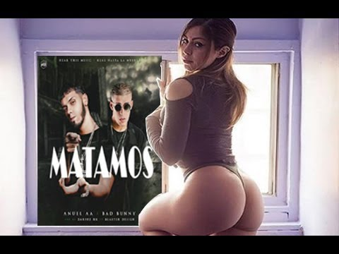 Matamos - Anuel AA ft Bad Bunny (video official)