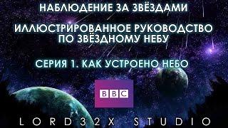 BBC. Наблюдение за звёздами. Серия 1. Как устроено небо (2004)