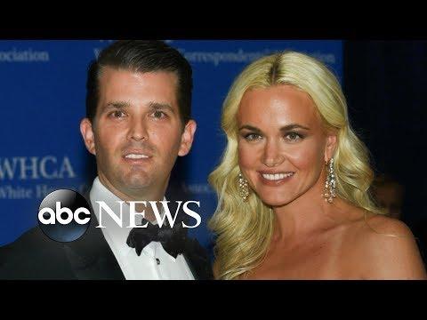 Donald Trump Jr., wife to divorce