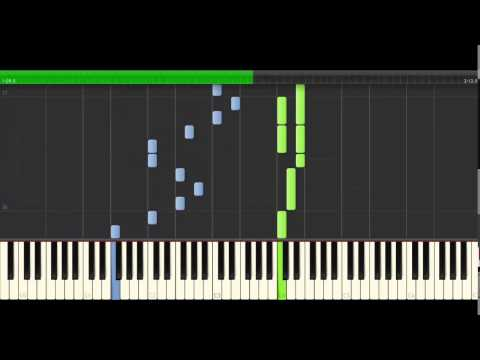 The giver Rosemary's theme on synthesia ( free sheet music )