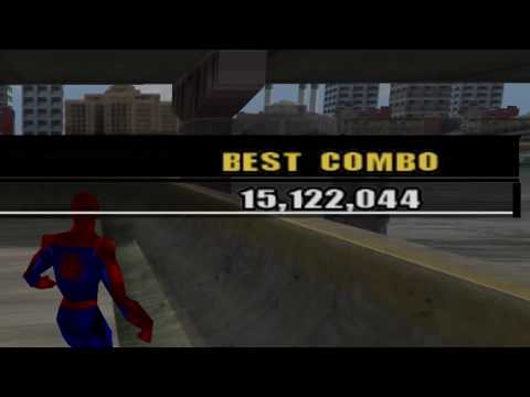 THUG Pro: 15 Million Combo in Manhattan as Spider-Man - MY FIRST 15 MIL COMBO!!! :)